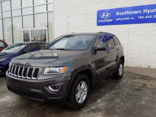 Used 2015 Jeep Grand Cherokee LAREDO/4X4/PUSH START for sale in Edmonton, AB