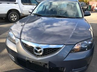 Used 2009 Mazda MAZDA3 2 litre for sale in Etobicoke, ON