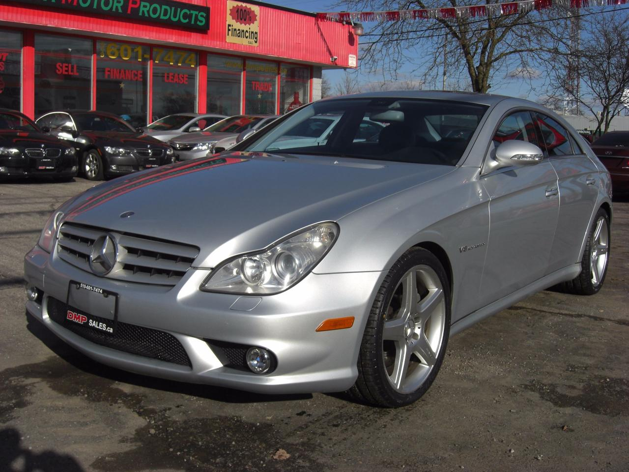 Used 2006 mercedes benz cls55 amg 5 5l amg for sale in for 2006 mercedes benz cls55 amg