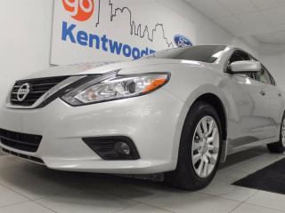 Used 2017 Nissan Altima Altima- For the altimate experience. Plus Heated power seats and back up cam for sale in Edmonton, AB