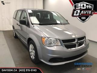 Used 2017 Dodge Grand Caravan CVP/SXT for sale in Lethbridge, AB