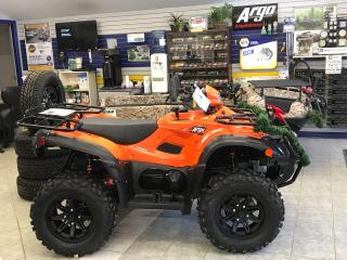 Used 2018 Argo Xplorer XR500 LE for sale in Flesherton, ON