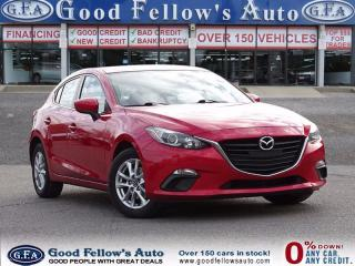 Used 2014 Mazda MAZDA3 SPORT PACKAGR, GS MODEL, REARVIEW CAMERA, SKYACTIV for sale in North York, ON