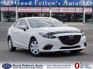 Used 2015 Mazda MAZDA3 GX MODEL, SKYACTIV, plus Many More! for sale in North York, ON