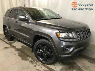 Used 2015 Jeep Grand Cherokee Laredo 4x4 Sunroof / Rear Back Up Camera for sale in Edmonton, AB