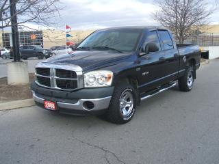 Used 2008 Dodge Ram SXT 4x4 for sale in York, ON