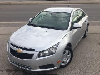 Used 2014 Chevrolet Cruze 1LT **ACCIDENT FREE** for sale in Mississauga, ON