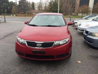 Used 2011 Kia Forte EX for sale in Scarborough, ON
