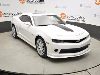 Used 2014 Chevrolet Camaro 2LT RS for sale in Edmonton, AB