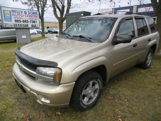Used 2006 Chevrolet TrailBlazer LS  Certified + FREE 6 month warranty for sale in Ajax, ON