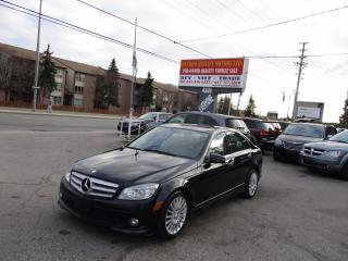 Used 2010 Mercedes-Benz C250 LEATHER,SUNROOF LUXURY !!! for sale in Scarborough, ON