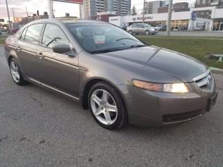 Used 2006 Acura TL Lxury, Leather, Sunroof, Dealer Maintained, for sale in Scarborough, ON