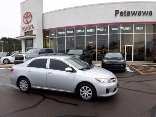 Used 2012 Toyota Corolla CE with Upgraded Convenience Pkg for sale in Ottawa, ON