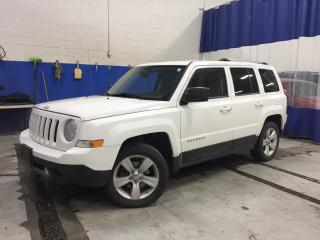 Used 2013 Jeep Patriot Limited Limited - LEATHER - NAVIGATION - HEATED SEATS for sale in Aurora, ON