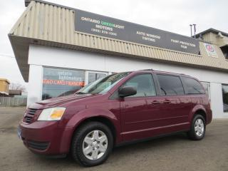Used 2009 Dodge Grand Caravan FULL STOW AND GO,POWER SLIDING DOORS AND TAIL GATE for sale in Mississauga, ON