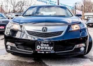 Used 2013 Acura TL TAN LEATHER/SUNROOF/ALLOYS/ACCIDENT FREE/MINT COND for sale in Brampton, ON