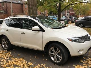 Used 2010 Nissan Murano LE AWD for sale in East York, ON