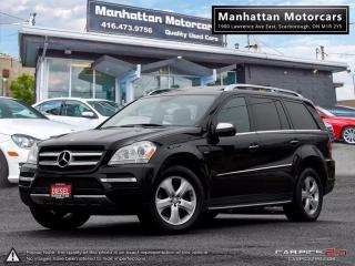 Used 2010 Mercedes-Benz GL350 DIESEL |NAV|DVD|CAM|7 PASS||RUN.BOARDS for sale in Scarborough, ON