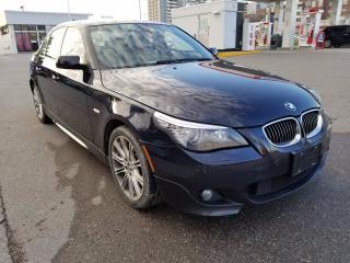 Used 2008 BMW 5 Series 535XI for sale in Scarborough, ON