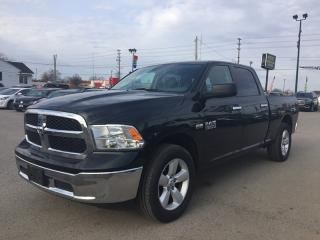 Used 2016 RAM 1500 SLT * 4WD * BLUETOOTH * LOW KM for sale in London, ON