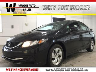 Used 2013 Honda Civic LX|HEATED SEATS|BLUETOOTH|84,571 KMS for sale in Cambridge, ON