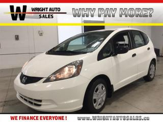 Used 2014 Honda Fit DX-A|LOW MILEAGE|AIR CONDITIONING|76,991 KMS for sale in Cambridge, ON