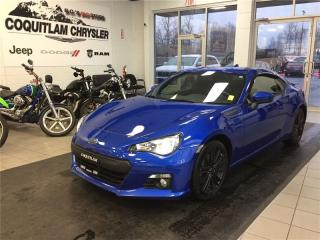 Used 2016 Subaru BRZ for sale in Coquitlam, BC