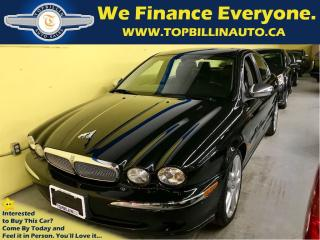Used 2007 Jaguar X-Type with Navigation, ONLY 54K kms for sale in Concord, ON