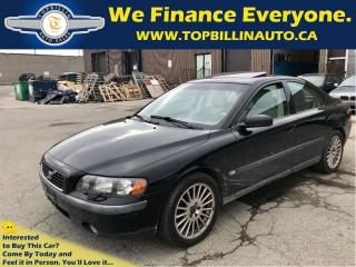 Used 2004 Volvo S60 2.4 SUNROOF, 5 Speed Manual for sale in Concord, ON