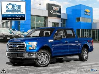 Used 2016 Ford F-150 4x4 - Supercrew XLT - 145 WB for sale in North York, ON