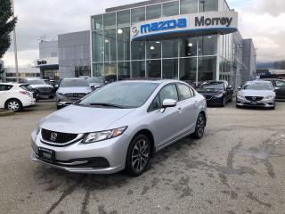 Used 2014 Honda Civic Sedan EX CVT for sale in Surrey, BC