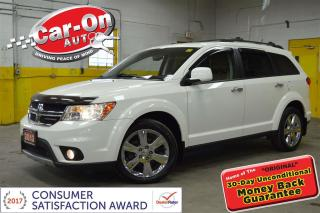 Used 2012 Dodge Journey R/T AWD LEATHER HEATED SEATS REMOTE START for sale in Ottawa, ON