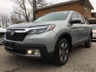 Used 2017 Honda Ridgeline Touring**FRONT&REAR CAM**ROOF**NAV** for sale in Mississauga, ON