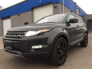 Used 2013 Land Rover Evoque Pure**NAV**ROOF**BACK-UP CAM** for sale in Mississauga, ON