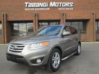 Used 2012 Hyundai Santa Fe AWD | NAVIGATION | BACK UP CAMERA | LEATHER | SUNROOF for sale in Mississauga, ON