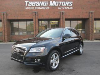 Used 2013 Audi Q5 HYBRID 2.0L | NAVIGATION | B&O SOUND | SUNROOF | LEATHER for sale in Mississauga, ON