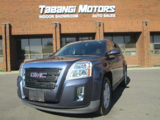 Used 2014 GMC Terrain SLT-2 | NAVIGATION | TWO-TONE LEATHER | SUNROOF for sale in Mississauga, ON