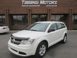 Used 2015 Dodge Journey BLUETOOTH 4-CYL POWER GROUP for sale in Mississauga, ON