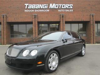 Used 2006 Bentley Continental Flying Spur (CFS) W12 | AWD | EXECUTIVE SEAT PACKAGE | for sale in Mississauga, ON