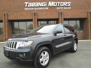 Used 2013 Jeep Grand Cherokee LAREDO | 4X4| PUSH START | REMOTE START for sale in Mississauga, ON