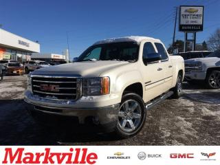 Used 2012 GMC Sierra 1500 SLT- 4x4- ONE OWNER- GM CERTIFIED PRE-OWNED for sale in Markham, ON