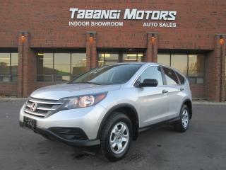 Used 2014 Honda CR-V LX | HEATED SEATS | BACKUP CAMERA | for sale in Mississauga, ON