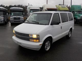 Used 2005 Chevrolet Astro 8 Passenger Van for sale in Burnaby, BC