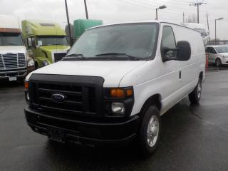 Used 2009 Ford Econoline E-150 Cargo Van for sale in Burnaby, BC