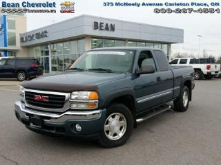 Used 2007 GMC Sierra 1500 EX for sale in Carleton Place, ON