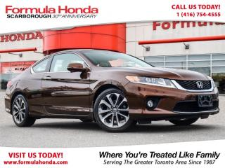 Used 2013 Honda Accord EX-L | V6 | NAVIGATION for sale in Scarborough, ON