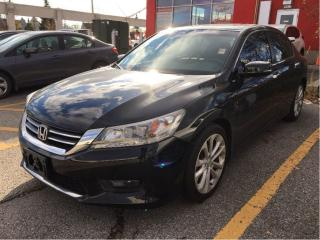 Used 2015 Honda Accord Sedan Touring, one owner, clean carproof for sale in Scarborough, ON