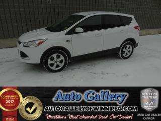 Used 2014 Ford Escape SE *b.cam/htd seats for sale in Winnipeg, MB