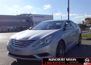 Used 2012 Hyundai Sonata GLS at |Bluetooth|USB|Alloys| for sale in Scarborough, ON