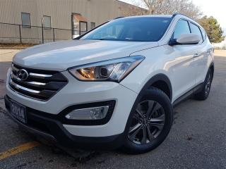 Used 2014 Hyundai Santa Fe Sport FWD-super clean-no accidents for sale in Mississauga, ON